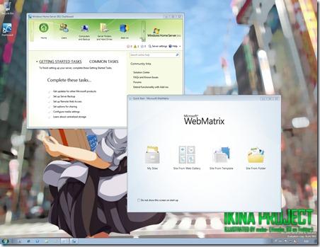 05-webmtrix-start